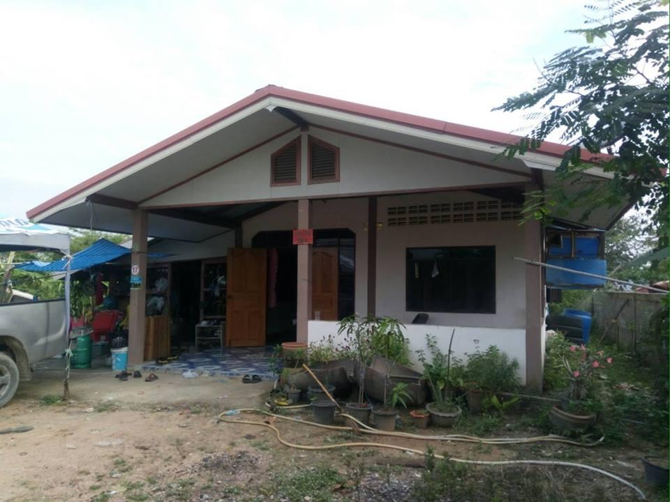 ขายบ้านพัทยา บ้านเดี่ยว หนองปลาไหล นาวัง ตะเคียนเตี้ย หมู่บ้านSRล่าง เนื้อที่ 100 ตร.ว. 2 ห้องนอน 1 ห้องน้ำ