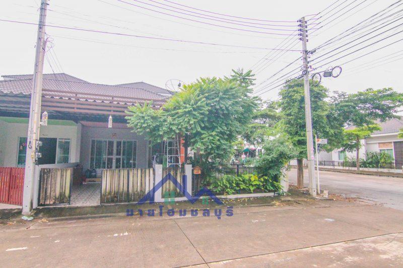 ขาย บ้านแฝด หมู่บ้านประภัสสรบ่อวิน (ประภัสสร8) มาบยางพร บ่อวิน